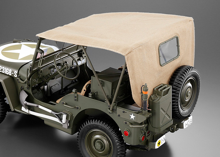 Bmw Motorcycle Parts >> Weekly 1/8 Willys MB Jeep #1 Hachette